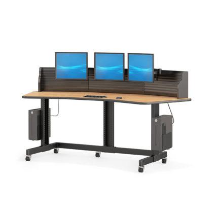 01-computer-desk-with-slat-wall-monitor-mounts