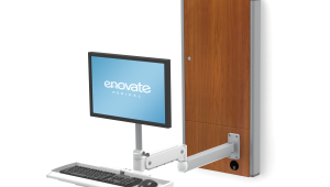 Enovate e130 Computer Wall Station