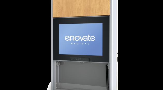 Enovate e550 Computer Wallstation